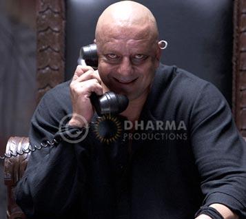 Sanjay Dutt's menacing bald look in Agneepath