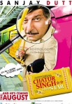 Sanjay Dutt Chatur Singh Two Star Posters