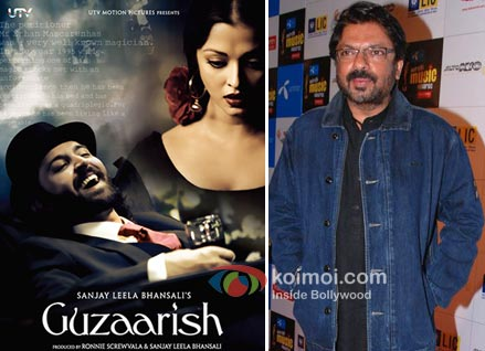 Sanjay Leela Bhansali Held Guilty Of Plagiarism For Guzaarish