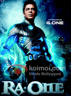 Shah Rukh Khan RA.ONE Reports Outstanding