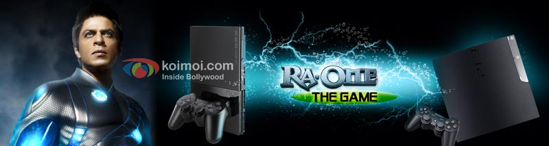 Ra.One Goes Game With PlayStation