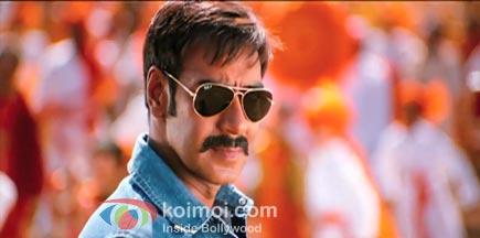 Ajay Devgan in 'Singham'
