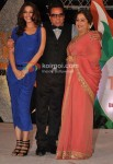 Sonali Bendre, Kirron Kher, Dharmendra