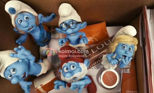 The Smurfs Review (The Smurfs Movie Stills)
