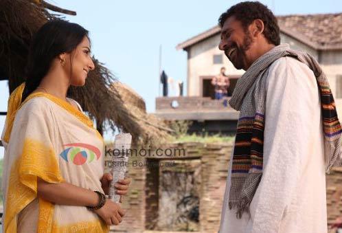 Vidya Balan & Naseeruddin Shah's Tangy Dance In The Dirty Picture