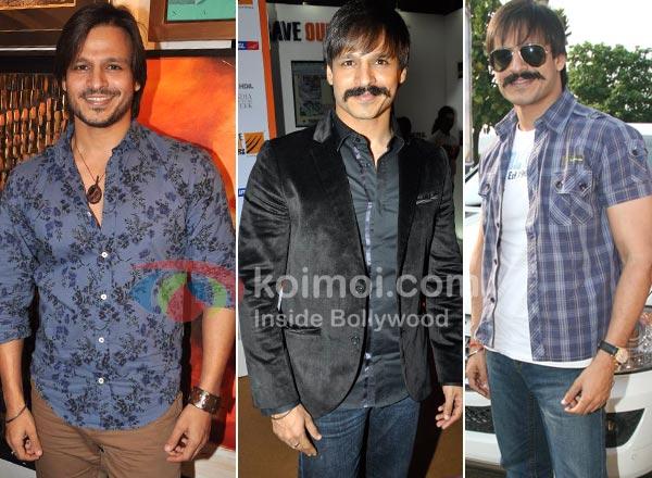 Vivek Oberoi Moustache Man
