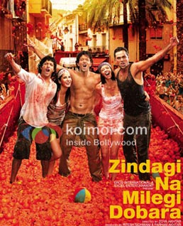 Zindagi Na Milegi Dobara Weekend Box Office