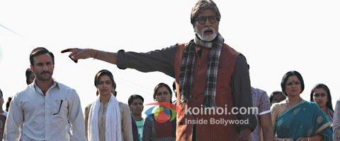 Aarakshan Box Office (Aarakshan Stills)