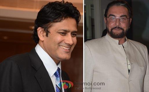 Anil Kumble, Kabir Bedi At CNN IBN Heroes Awards