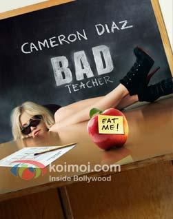 Bad Teacher Review (Bad Teacher Movie Poster)