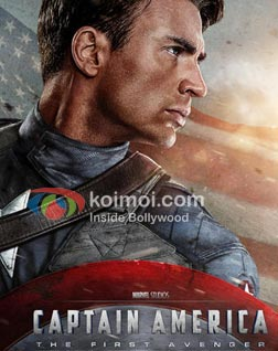 Captain America: The First Avenger Review (Captain America: The First Avenger Movie Poster)