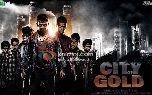 City Of Gold Movie Poster