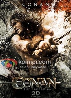 Conan The Barbarian Review (Conan The Barbarian Movie Poster)