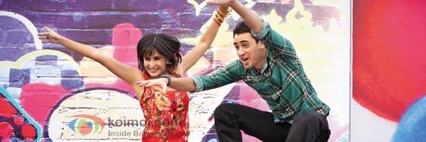 Imran Khan's Kicks For Katrina Kaif! (Mere Brother Ki Dulhan Movie Stills)