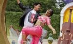Naseeruddin Shah, Vidya Balan (The Dirty Picture Movie stills)
