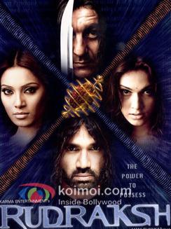 Rudraksh Movie Poster Weirdest Sanjay Dutt Roles