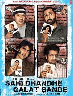 Sahi Dhandhe Galat Bande: Preview (Sahi Dhandhe Galat Bande Poster)