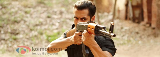 Salman Khan Bodyguard Movie Stills