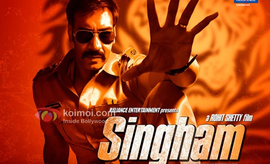 Singham Inspires Cops, Breaks Records