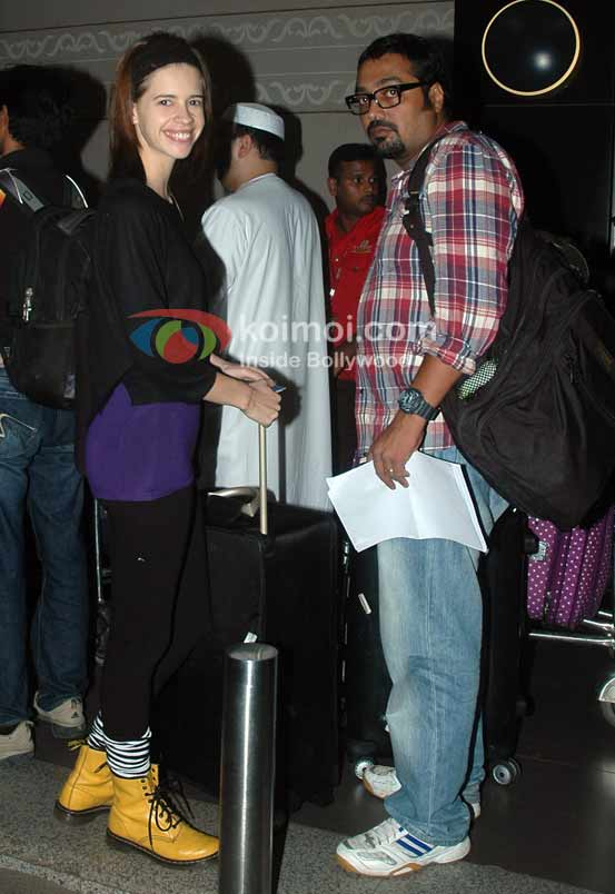 Spotted Anurag and Kalki