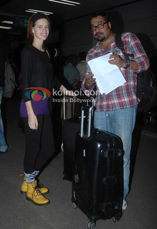 Spotted Kalki and Anurag