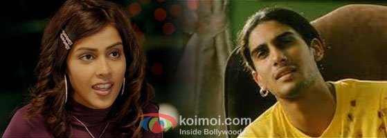 Genelia D'souza – Prateik in Jaane Tu… Ya Jaane Na Movie