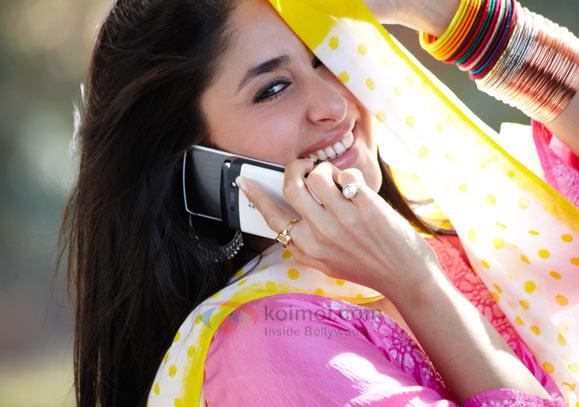 Kareena Kapoor (Bodyguard Movie Stills)