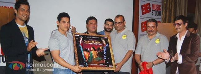 Aamir Khan Greys For Saheb Biwi Aur Gangster