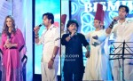 Candice Boucher, Salim Merchant, Kailash Kher Aazaan Music Launch