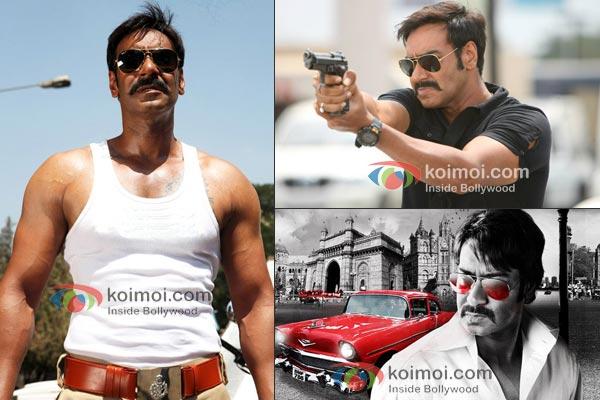 Ajay Devgan Action Hero