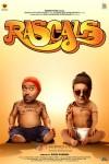 Ajay Devgan, Sanjay Dutt (Rascals Movie Poster)