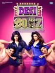 Akshay Kumar, Chitrangda Singh, Deepika Padukone John Abhraham (Desi Boyz Movie poster)