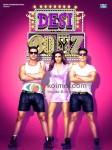 Akshay Kumar, Deepika Padukone, John Abhraham (Desi Boyz Movie Poster)
