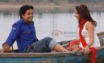 Anand Tiwary, Sita Spada (Jo Dooba So Paar-It's Love in Bihar! Movie Stills)