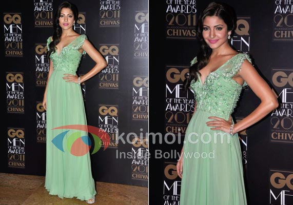 Anushka Sharma At GQ Awards 2011