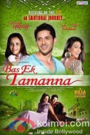 Bas Ek Tamanna Review (Bas Ek Tamanna Movie Poster)