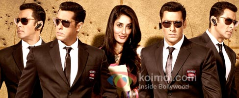 Bodyguard Is The Second Higher Grosser In India! (Bodyguard Movie Wallpaper)