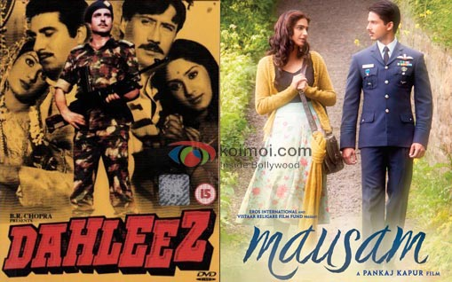 Dahleez Movie Poster, Mausam Movie Poster