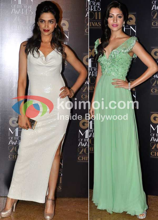 Deepika Padukone, Anushka Sharma Bollywood's Best/Worsed Dressed