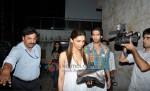 Deepika Padukone & Sidhartha Mallya At Mere Brother Ki Dulhan Success Party