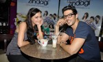 Dia Mirza & Zayed Khan Launch LBZ Coffee