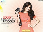 Diya Mirza (Love Breakups Zindagi Movie Wallpaper)