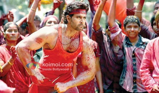 Hrithik Roshan Agneepath Movie Stills