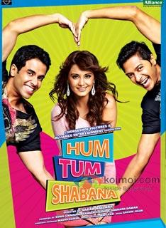 Hum Tum Shabana Preview (Hum Tum Shabana Movie Poster)