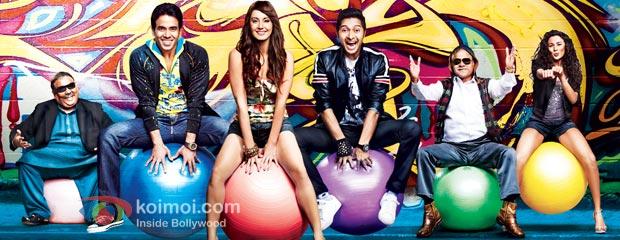 Hum Tum Shabana Review (Hum Tum Shabana Movie Wallpaper)