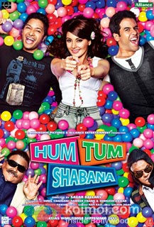 Hum Tum Shabana Review (Hum Tum Shabana Movie Poster)