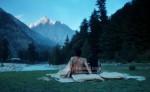Jagrat Desai, Sasha Goradia (Tere Mere Phere Movie Stills)