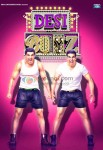 John Abhraham, Akshay Kumar (Desi Boyz Poster)