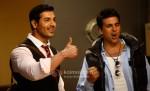 John Abhraham, Akshay Kumar (Desi Boyz Movie Stills)