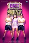 John Abhraham, Deepika Padukone, Akshay Kumar (Desi Boyz Poster)